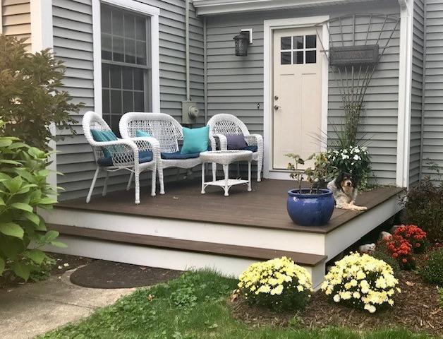 Southbury - Deck Build