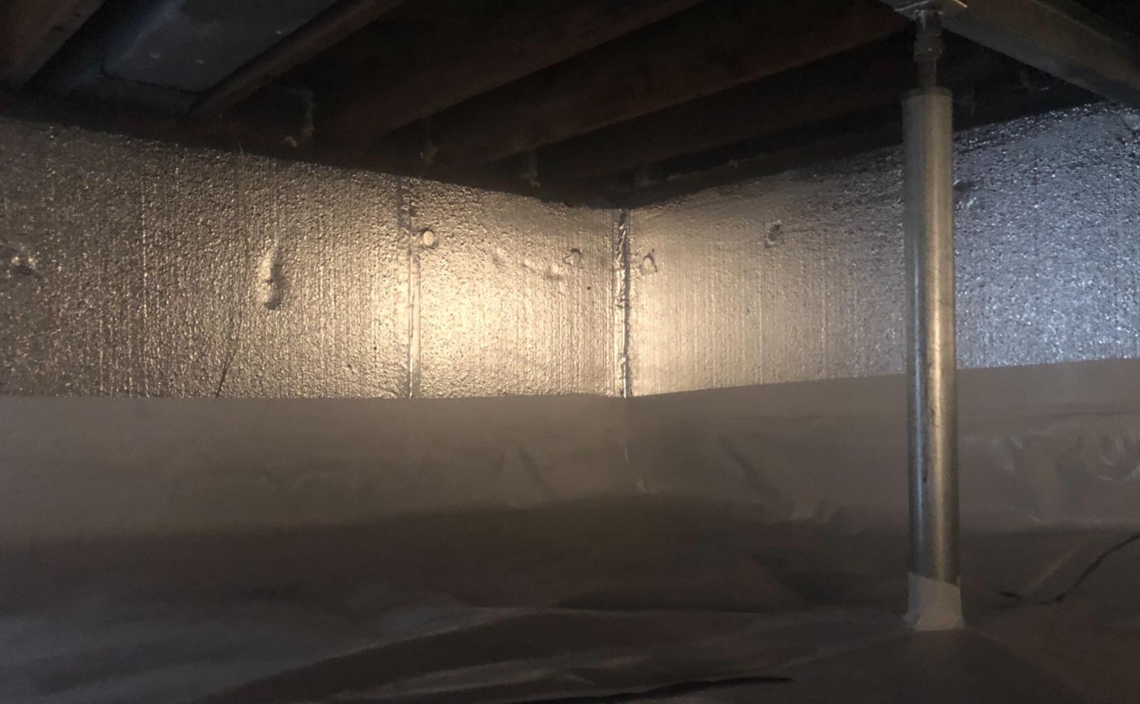 Revamped Crawlspace in Falls Church, VA - After Photo