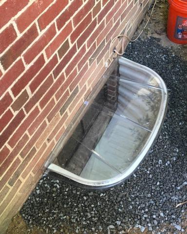 SunHouse Basement Window Installation in Alexandria, VA - After Photo