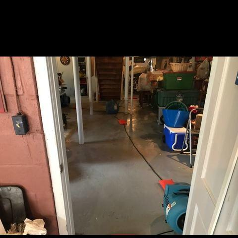 Hot Water Heater Burst in Bound Brook, NJ