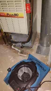 Water Heater Leak in Trenton, NJ - After Photo