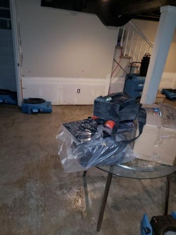 Sump Pump Failure in New Providence, NJ