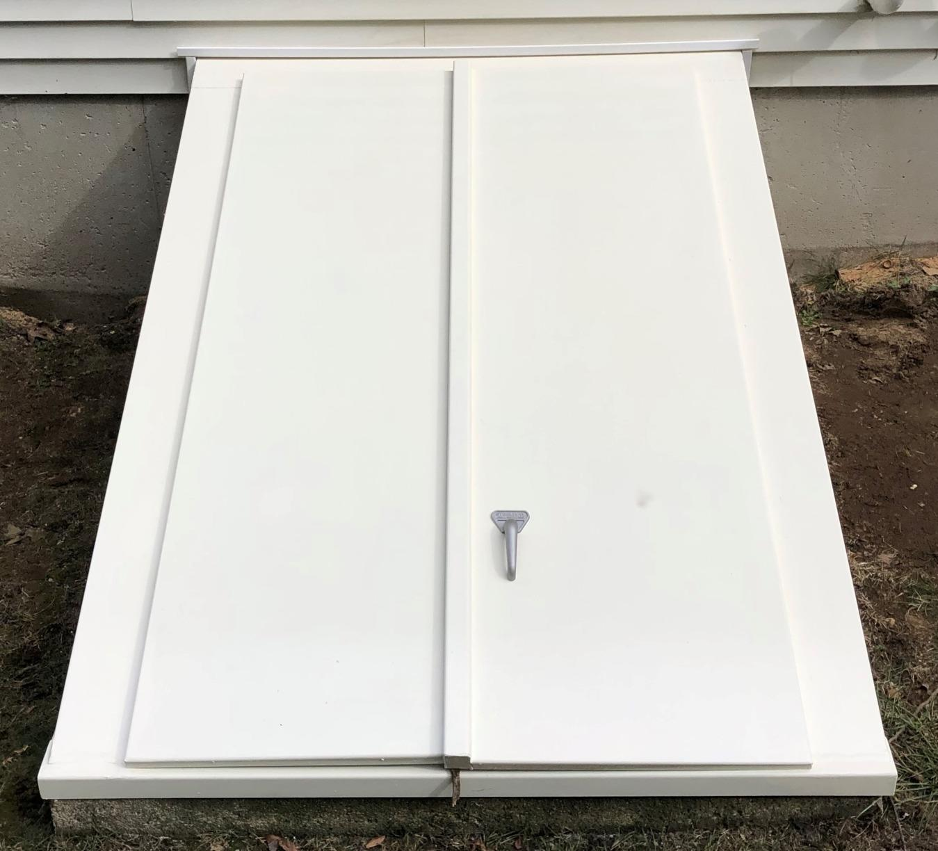 Windham, NH - Replacement Bulkhead with Custom Paint - After Photo