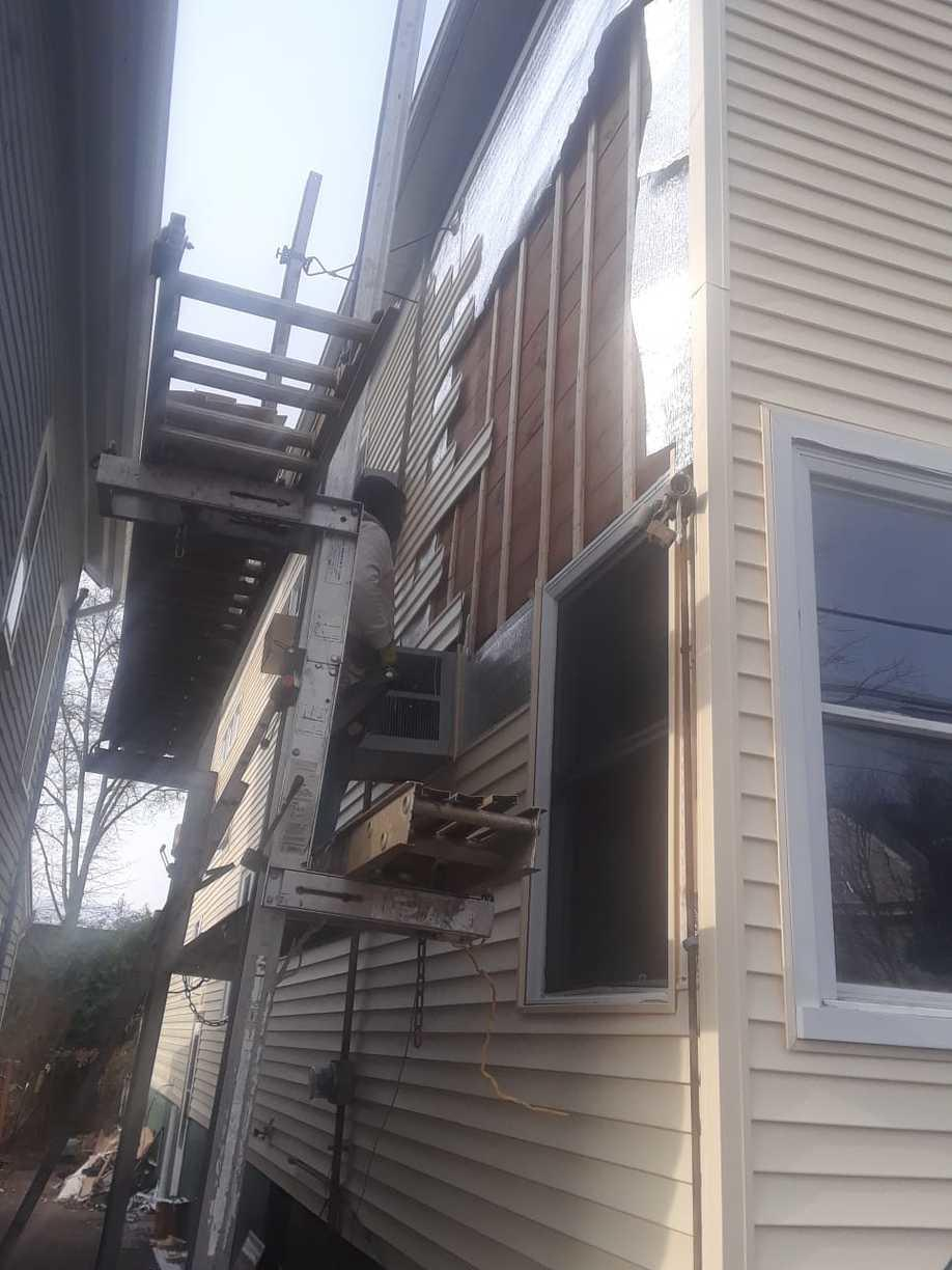 Guardian Elite Series Siding in Noxen, PA! - Before Photo