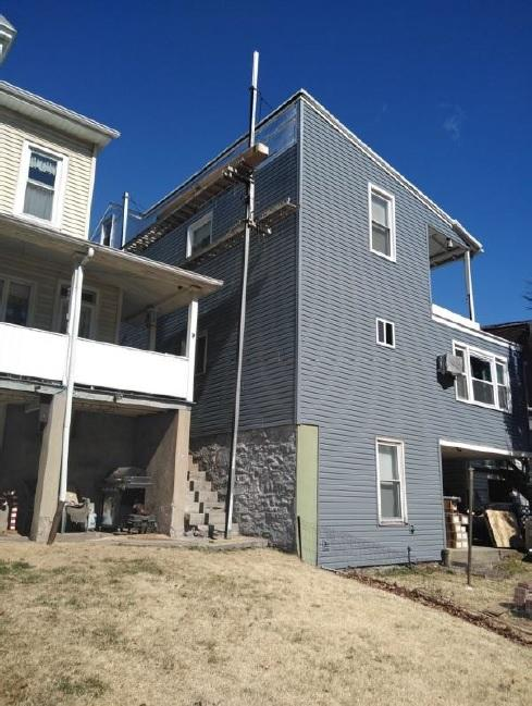 Vinyl Guardian Elite Series Siding in Port Carbon, PA! - After Photo
