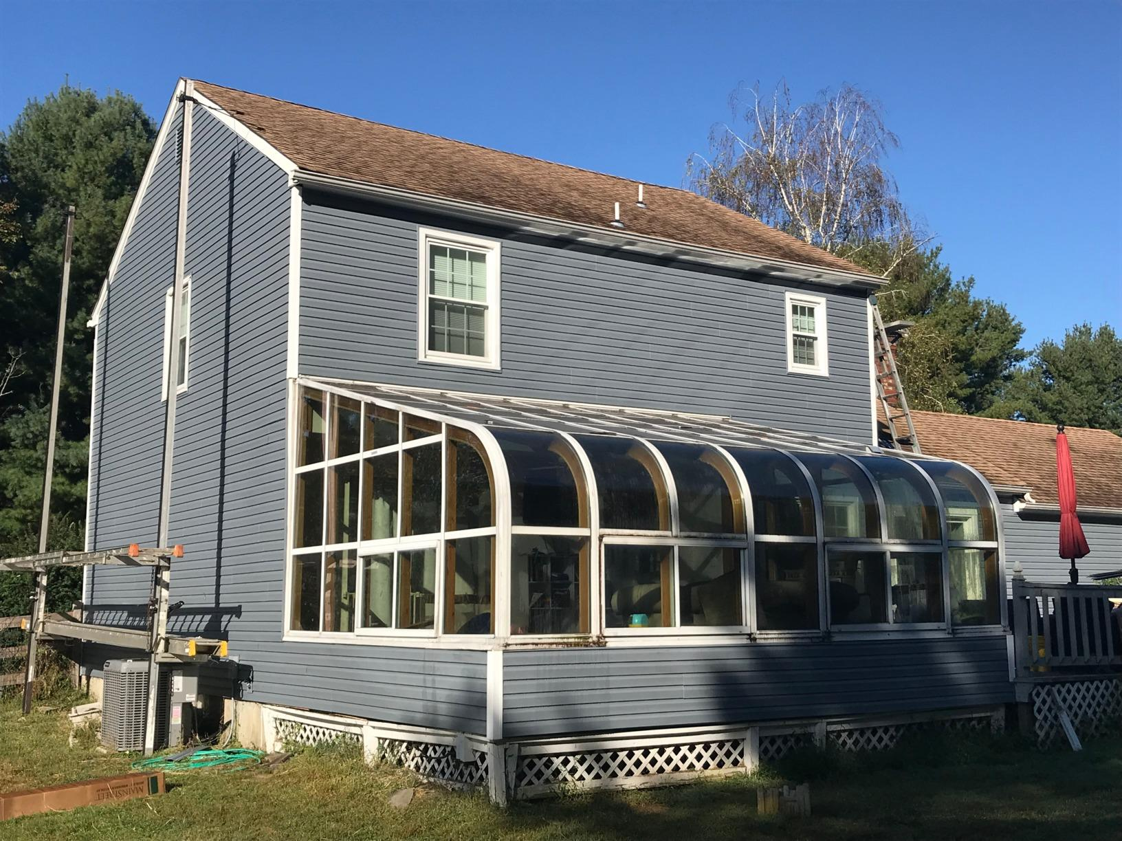 October Siding Projects in Carbondale, PA - After Photo