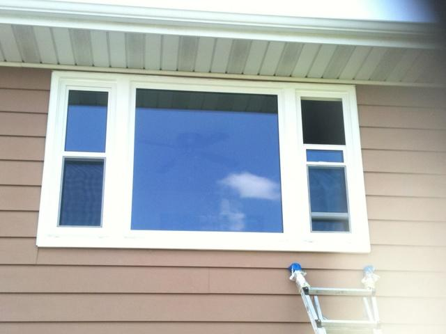 The Big Picture Window Install in Leesport, PA