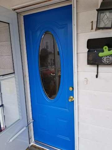 Door Replacement in Pocono Lake PA Couple