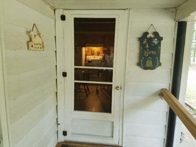 Guardian Elite Series Door Replacement in Martins Creek! - Before Photo