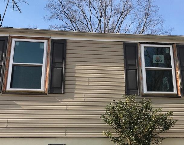 GES Double Hung Windows
