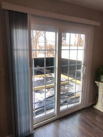 Guardian Elite Series Sliding Glass Door in Uwchland, PA!
