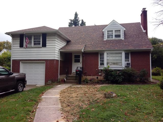 Guardian Elite Series Siding Replaced in Cedars, PA - Before Photo