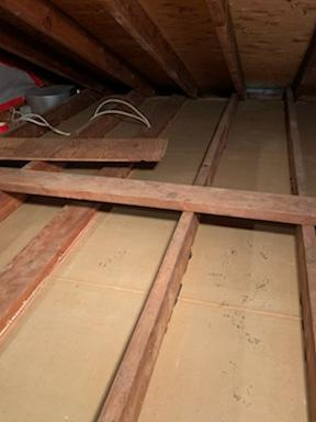 all types of asbestos in homes - After Photo