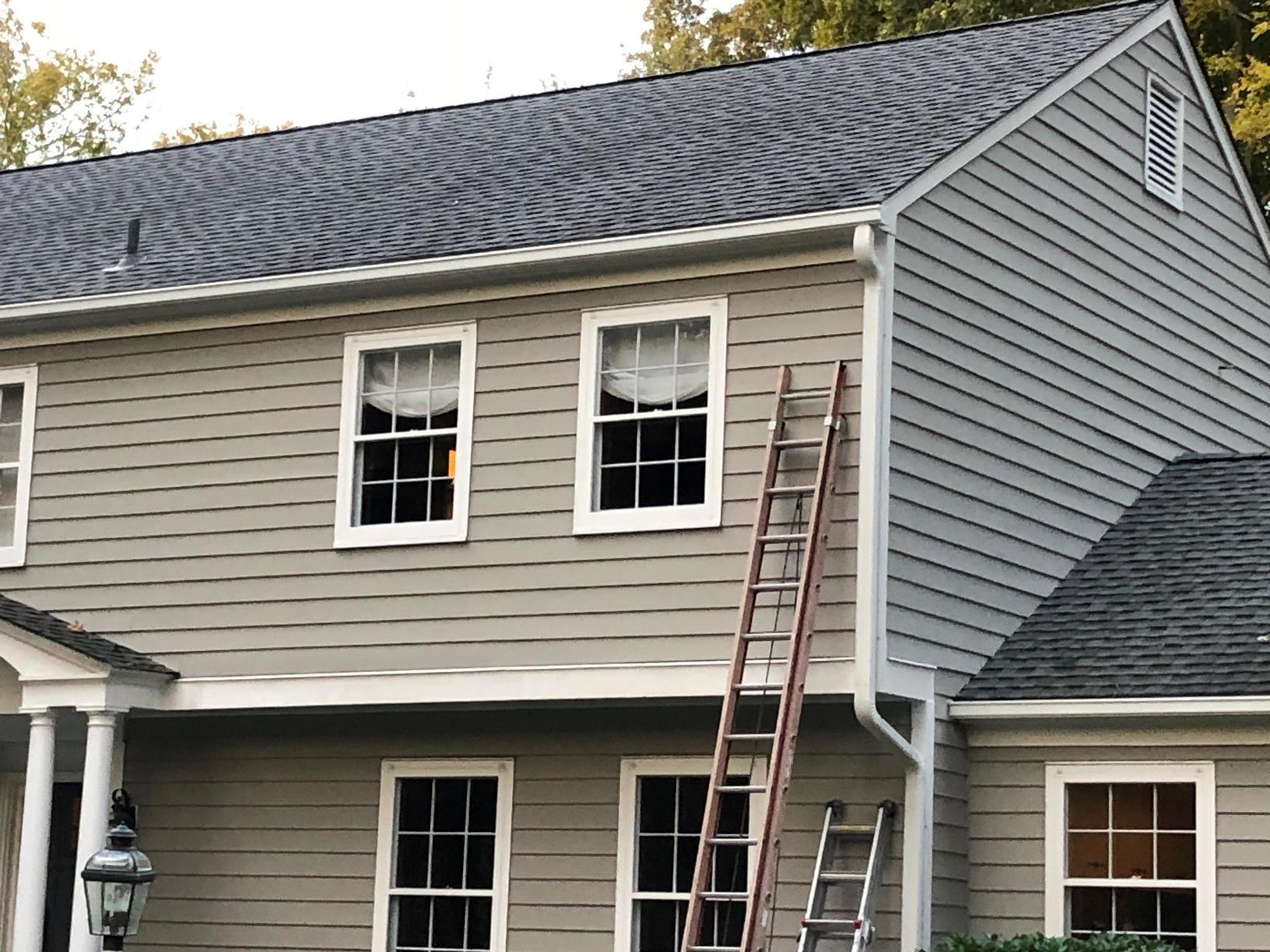 Gutter System - New Canaan, CT - After Photo