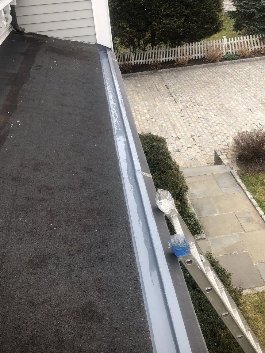 Sika Copper Gutter Liner | Protecting Your Investment - After Photo