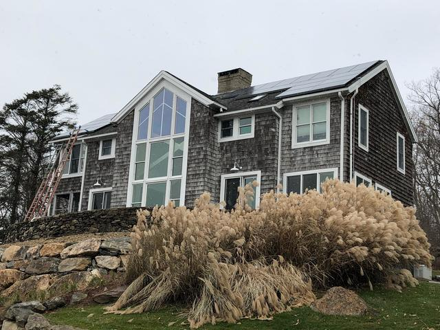 Rain Gutter Install in Guilford CT