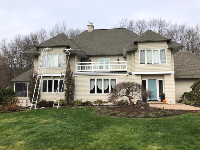 Rain Gutter Install in  Fairfield CT