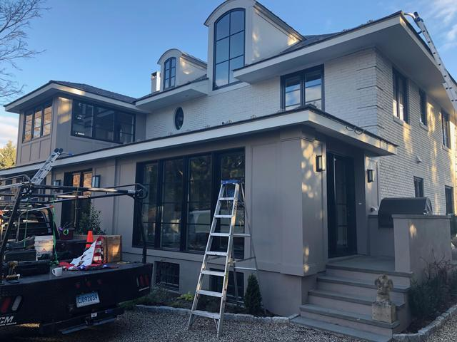 Rain Gutter Install in Greenwich CT