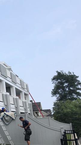 Modern Gutter Enhancement in Greenwich, CT