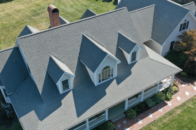 Soft Washing Roof Cleaning
