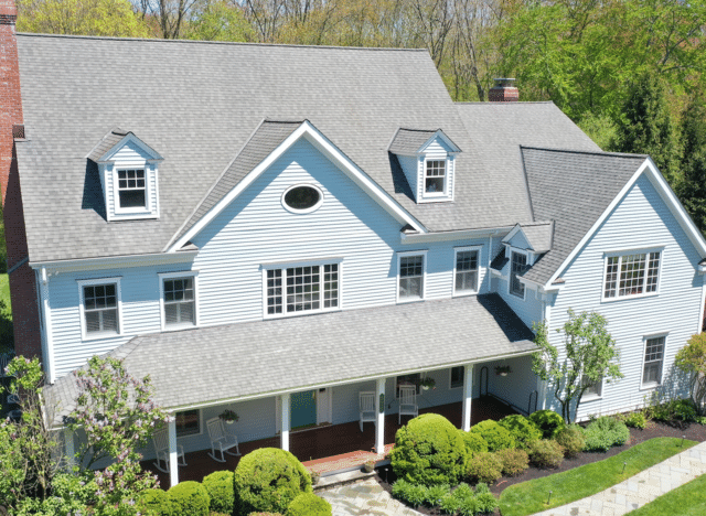 Greenwich Softwashing Services | Roof Wash and Exterior Clean In New Canaan, CT | CT Gutter