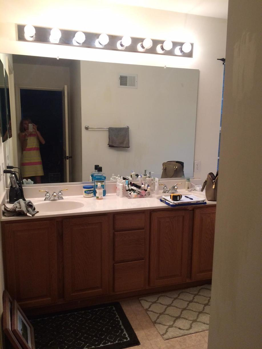 Bathroom Renovation in Severn, Maryland - Before Photo