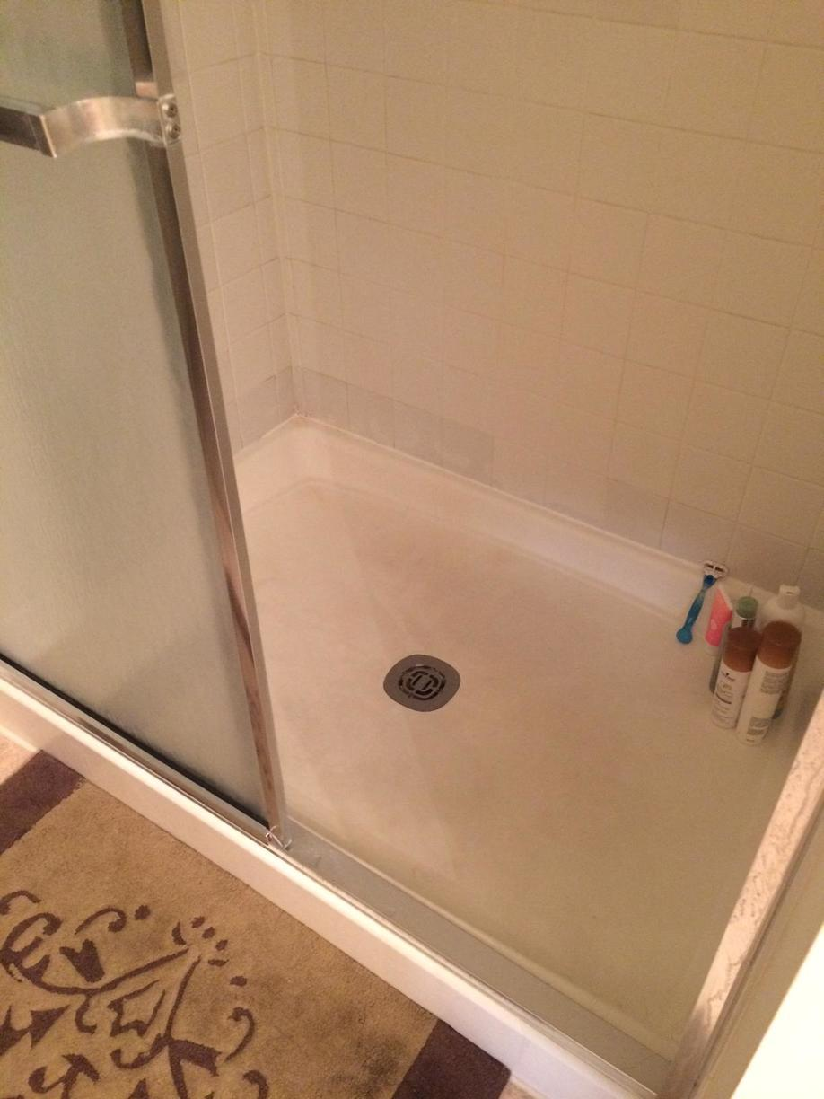 Bathroom Shower Replacement in Annapolis, MD - Before Photo