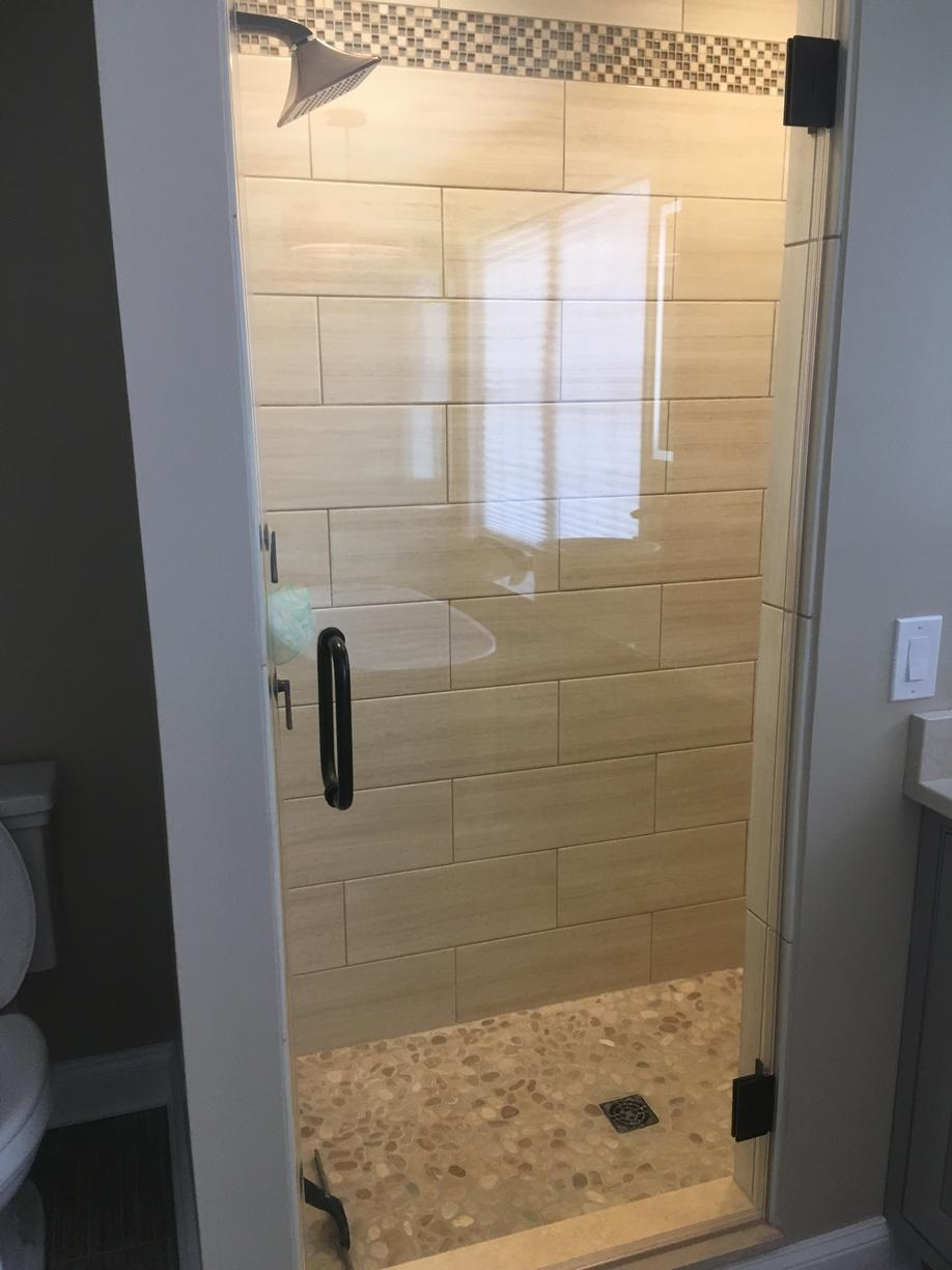 Bathroom Shower Replacement in Hanover, Maryland - After Photo