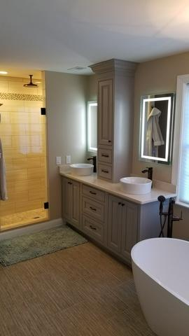 Bathroom Remodeling Oasis in Clarksville, MD - After Photo