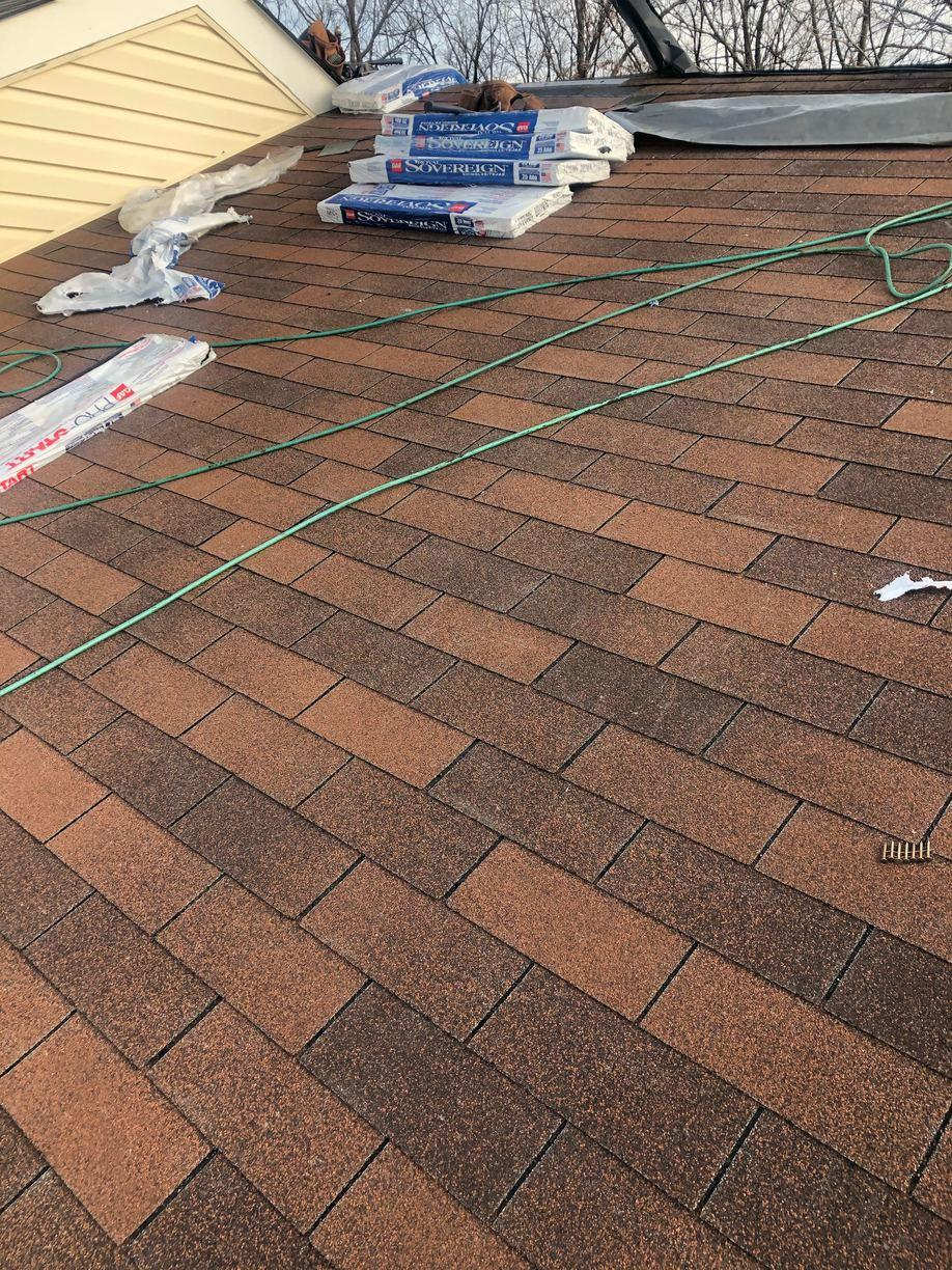 Roofing Replacement in Old Town Manassas, VA - After Photo