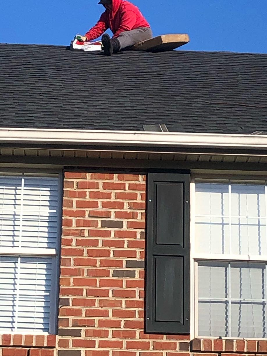 Valor Roofing Roof Replacement Before And After Photos