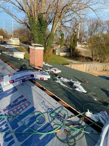 Roofing Replacement in Odenton, MD