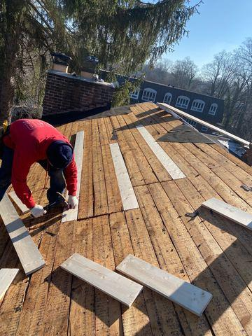 Shingle and Wood Roofing Install in Fairfax, VA