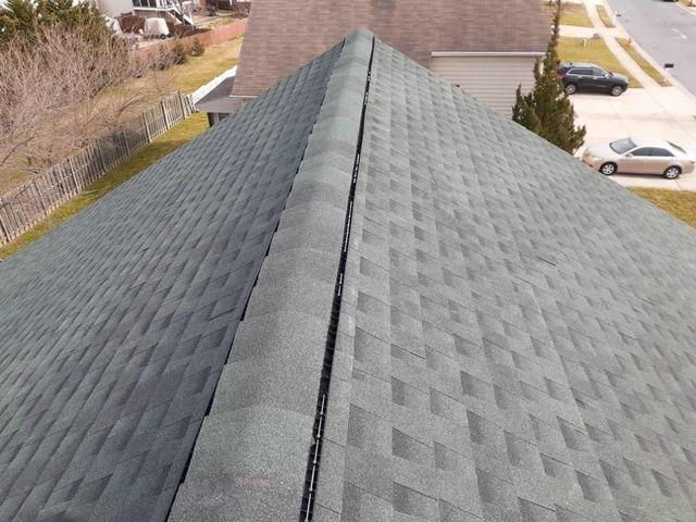 New Roof Installed in Sparrows Point, MD