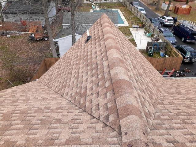 Roof Install in Glen Burnie, MD