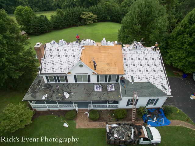 Roof Replacement in Mt. Airy