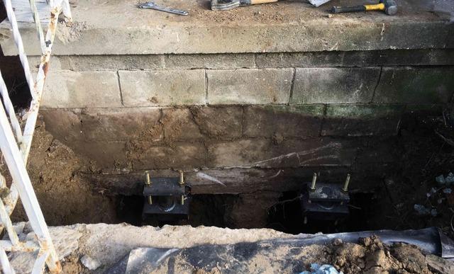 Foundation Repair in Marion, IN