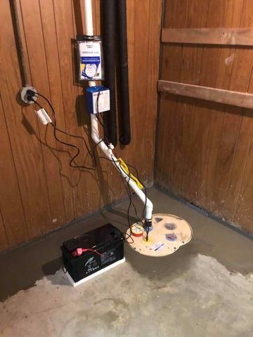 Basement Waterproofing in Batesville, IN