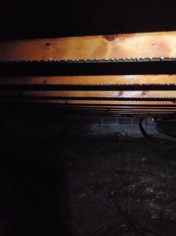 Crawl Space Vapor Barrier in Brownsburg, IN