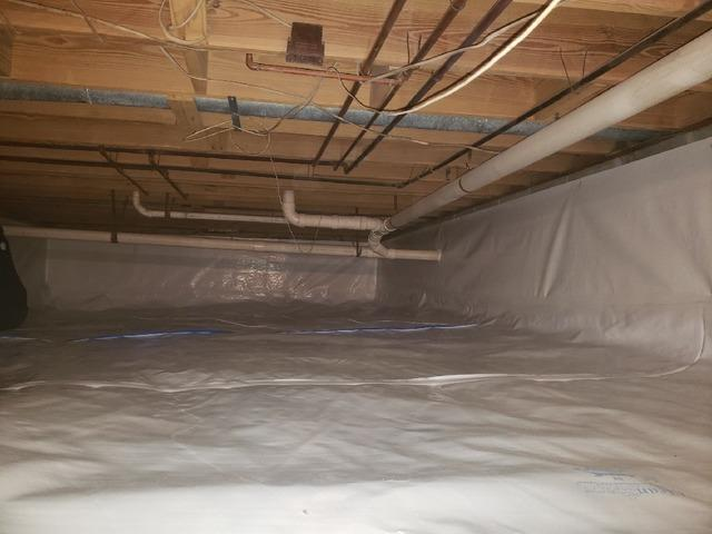 Crawl Space Repair in Carmel, IN
