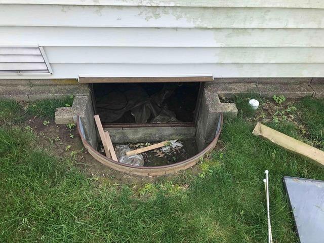 Crawl Space Repair in Greenwood, IN