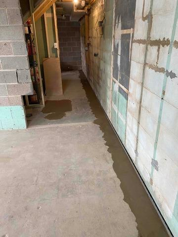 Basement Waterproofing in Nineveh, IN