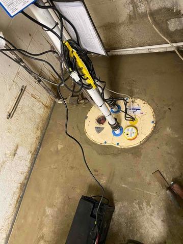 Basement Waterproofing in Atlanta, IN