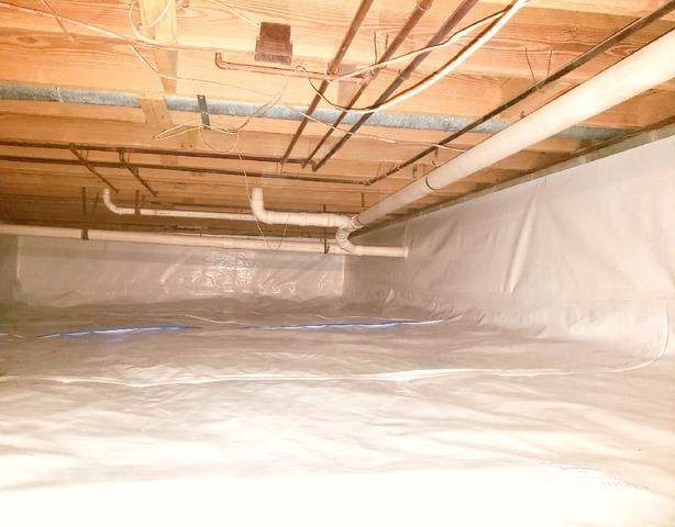 Crawl Space Repair in Carmel, IN
