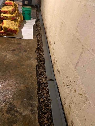Basement Waterproofing in Whitestown, IN