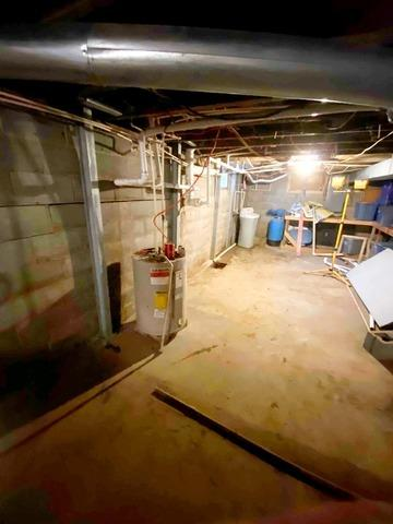 Basement Waterproofing and Wall Repair in Farmersburg, IN