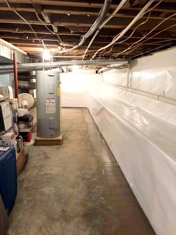 Basement Waterproofing in Bedford, Indiana