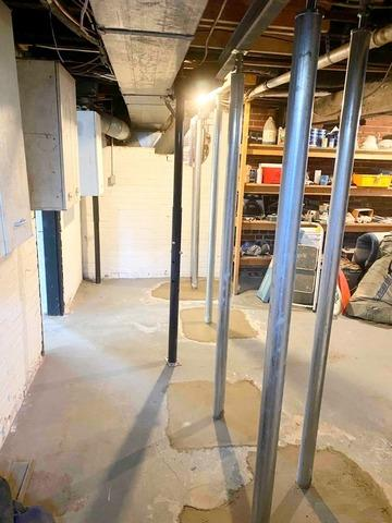 Sagging Floors in Indianapolis, IN