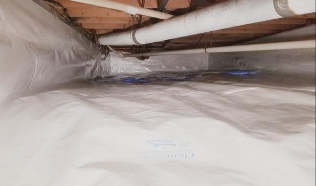 Crawl Space Encapsulation in Carmel, IN