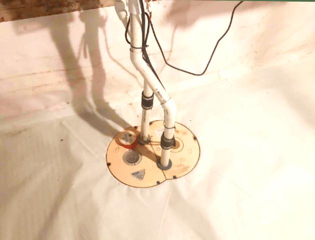Basement Waterproofing in Fairmount, IN